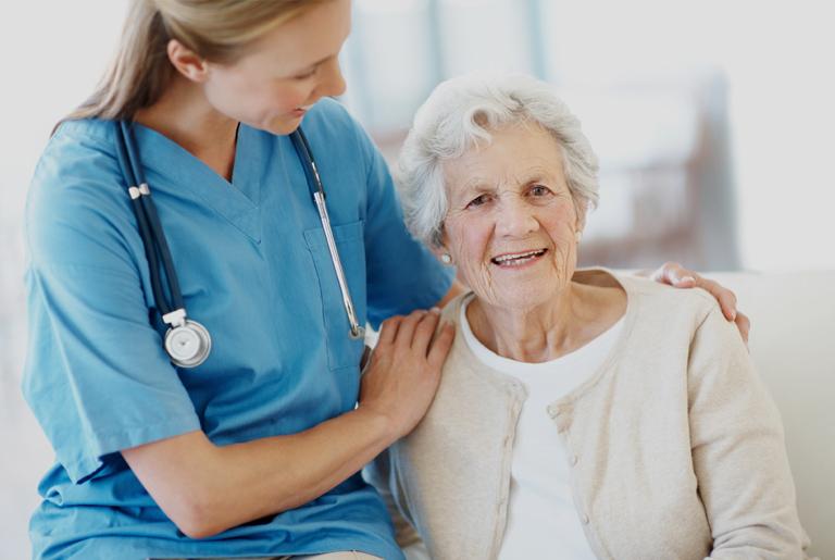 Atencion medica para nuestros mayores