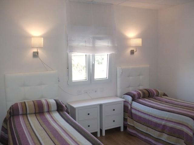 Habitaciones de Residencia Lozar - Pozo Aledo
