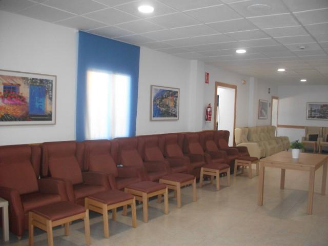 Interiores de Residencia Lozar - Pozo Aledo